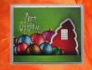 1 Gramm Palladium Geschenkbarren Merry Christmas Geschenk...