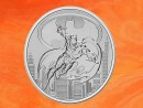 1 oz. DC Comics™ Batman™ silver coin Niue...