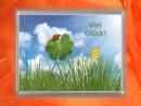 0,5 Gramm Gold Geschenkbarren Flipmotiv: Viel Glück...