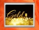 0,5 Gramm Gold Geschenkbarren Flipmotiv: Gold statt Geld...