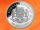 1 oz. Somalia Leopardt African Wildlife silver coin 2021...