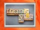 1 g gold gift bar flip motif: Thank you Vielen Dank