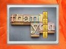 4 Gramm Gold Geschenkbarren Flipmotiv: Vielen Dank Thank you