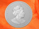 1 oz. Australia Zoo Cheetah silver coin Australia RAM...