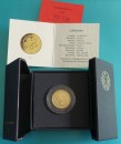 1/4 oz. 50 EURO Lutherrose gold coin 2017 Germany, German...