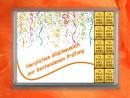 10 Gramm Gold Geschenkbarren Motiv: Prüfung...