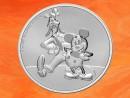 1 oz. Disney™ Mickey & Goofy silver coin Niue...