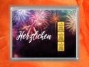 3 Gramm Gold Geschenkbarren Flipmotiv: Herzlichen...