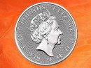 2 oz. The Queen`s Beasts Completer Coin silver coin Great...