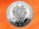 5 Unzen Arche Noah Silbermünze Armenien 2021