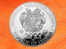 10 Unzen Arche Noah Silbermünze Armenien 2021