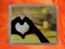 1 g gold gift bar motif: golden future