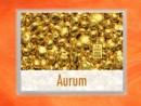 1 Gramm Gold Geschenkbarren Flipmotiv: Aurum